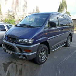Mitsubishi Space Gear (Delica L400) - Service Manual / Repair Manual, Wiring Diagram and Owners Manual