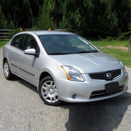 Nissan Sentra (B16) Service Manual / Repair Manual