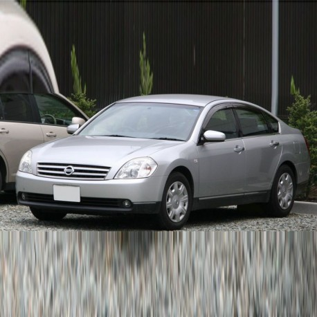 Nissan Teana (J31) Service Manual / Repair Manual