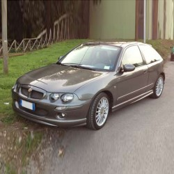 MG ZR - Service Manual / Repair Manual - Wiring Diagram - Owners Manual