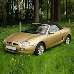 MGF - Service Manual / Repair Manual - Wiring Diagram - Owners Manual