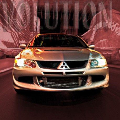 Mitsubishi Lancer Evolution 8 - Service Manual / Repair Manual - Technical Information