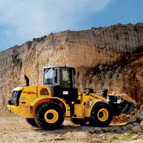 New Holland Wheel Loader W110B - Service Manual / Repair Manual - Wiring Diagram