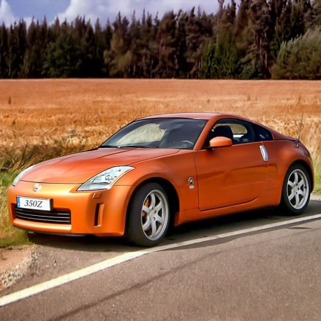Nissan 350Z (Z33) year 2004 - Service Manual / Repair Manual & Owners Manual