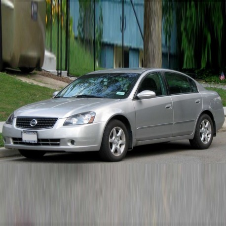 Nissan Altima (L31) (2002-2006) Service Manual / Repair Manual