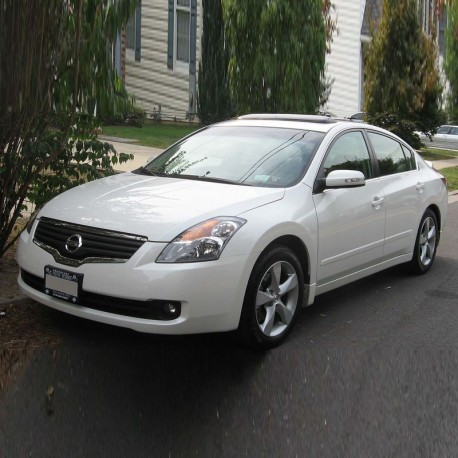 Nissan Altima and Altima Hybrid (L32) (2007-2012) Service Manual / Repair Manual