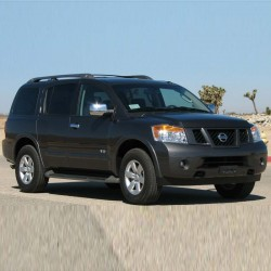 Nissan Armada (TA60) - Service Manual / Repair Manual - Owners Manual