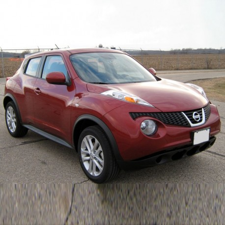 Nissan Juke (2012-2015) Service Manual / Repair Manual