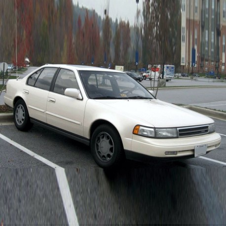 Nissan Maxima (J30) - Service Manual / Repair Manual