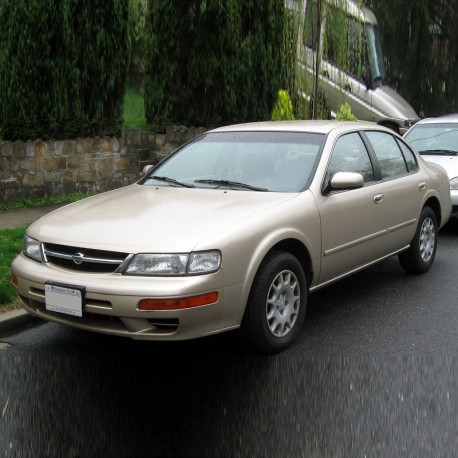 Nissan Maxima (A32) 1995-1999 - Service Manual / Repair Manual - Owners Manual