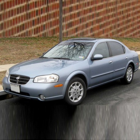 Nissan Maxima (A33) (2000-2003) - Service Manual / Repair Manual - Owners Manual