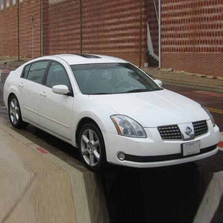 Nissan Maxima (A34) - Service Manual / Repair Manual - Owners Manual