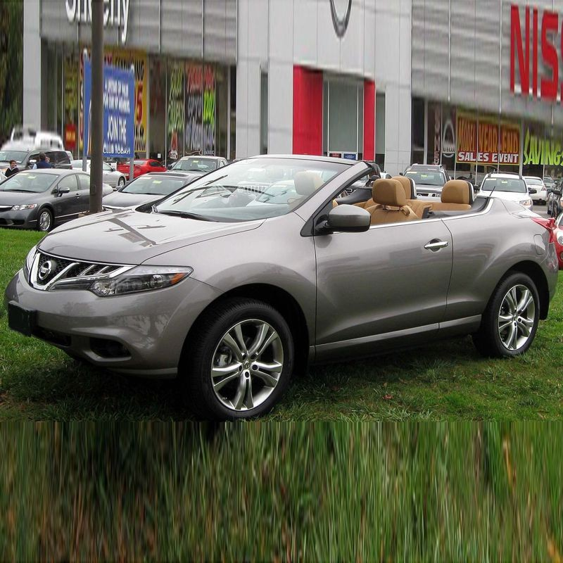 Nissan Murano Cross Cabriolet  Z51   2009-2015    Repair Manual
