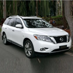 Nissan Pathfinder (R52) Service Manual / Repair Manual
