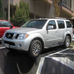 Nissan Pathfinder (R51) (2004-2012) - Service Manual / Repair Manual