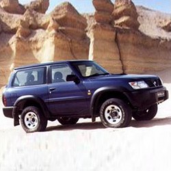 Nissan Patrol (Y61) Service Manual / Repair Manual