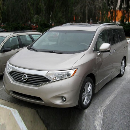 Nissan Quest (E52) (2011-2015) - Service Manual / Repair Manual - Owners Manual