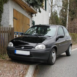 Opel Corsa B - Manuel de Reparation - Revue Technique Automobile