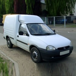 Opel Combo (Corsa B) - Manuel de Reparation - Revue Technique Automobile