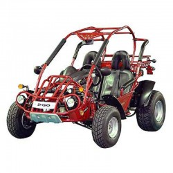PGO BugRider 50-150 Buggy - Service Manual - Owners Manual - Parts Catalogue