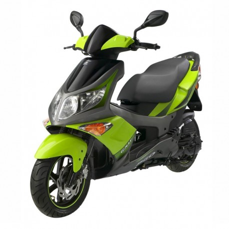 PGO G-MAX (50-125-150cc.) - Service Manual - Wiring Diagram