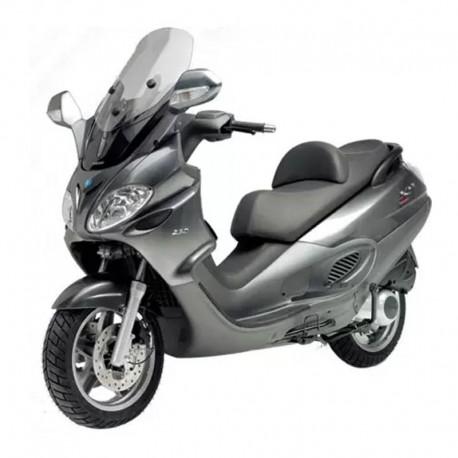 Piaggio X9 (500cc.) - Service Manual - Owners Manual - Parts Catalogue