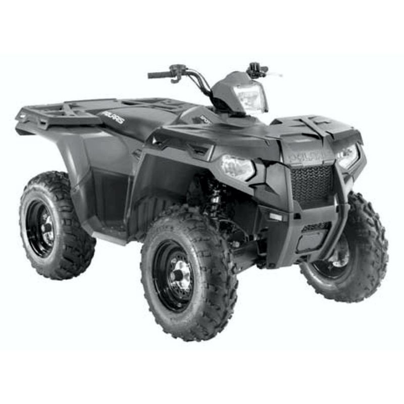 Polaris 400 And 500 Sportsman  2012  - Service Manual
