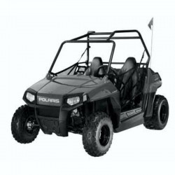 Polaris RZR 170 (2009) - Service Manual - Wiring Diagram - Owners Manual