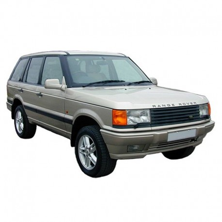 Range Rover P38 (1995-2002) - Service Manual - Owners Manual