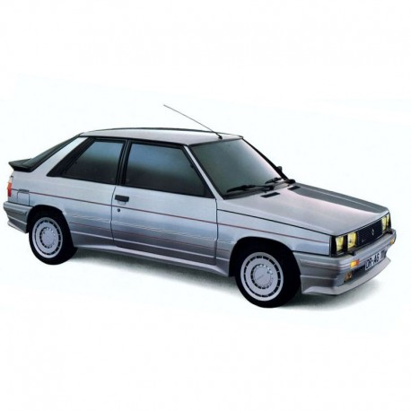 Renault 11 - Manual de Despiece - Parts Manual