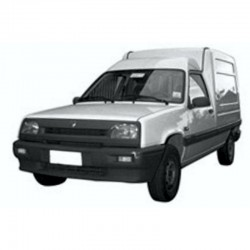 Renault Express - Manual de Taller - Service Manual - Manuel Reparation