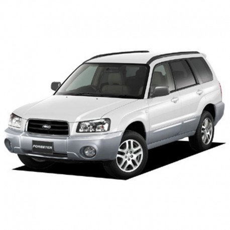 Subaru Forester SG Service Manual / Repair Manual