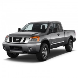 Nissan Titan (A60) (2004-2015) - Service Manual / Repair Manual - Owners Manual