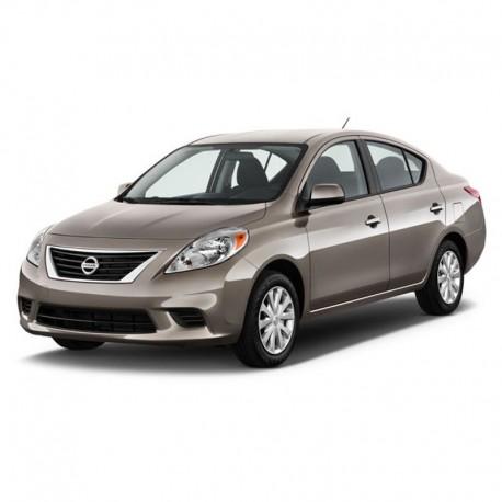 Nissan Versa, Hatch, Sedan and Note (2007-2014) Service Manual / Repair Manual