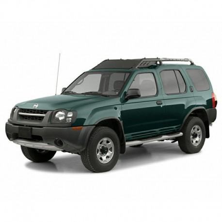 Nissan Xterra (WD22) - Service Manual / Repair Manual - Owners Manual