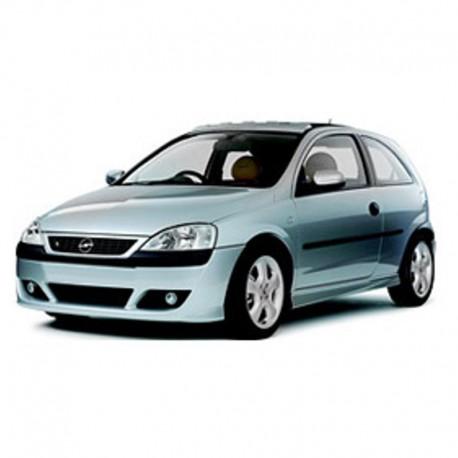 Opel Corsa C Manual de Reparacao