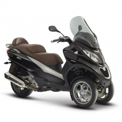 Piaggio MP3 (125, 250, 400 and 400LT) - Service Manual - Wiring Diagram - Owners Manual
