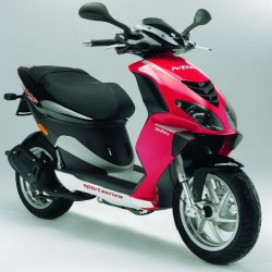 Piaggio NRG Power DD, DT Service Manual / Repair Manual