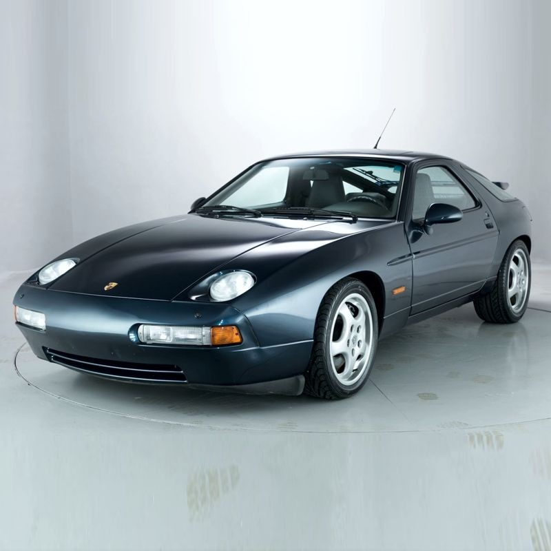 Porsche 928 (1978-1995) - Service Manual - Wiring Diagram ...