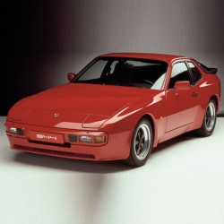 Porsche 944 (1982-1991) - Service Manual - Wiring Diagram - Parts Manual