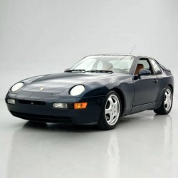 Porsche 968 (1992-1995) - Service Manual - Wiring Diagram - Parts Manual
