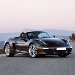 Porsche 981 Boxster (2012-15) - Service Manual - Wiring Diagram
