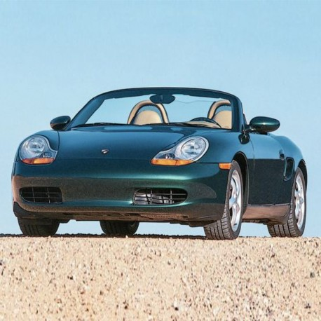 Porsche 986 Boxster (1996-2004) - Service Manual - Wiring Diagram - Owners Manual