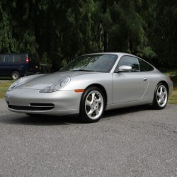 Porsche 996 (1999) - Service Manual - Wiring Diagram - Parts Manual
