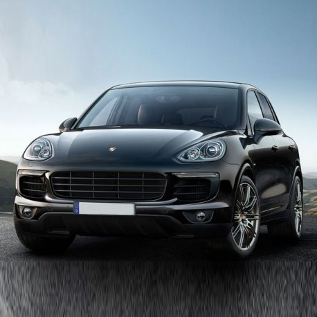 Porsche Cayenne 92A - Service Manual - Wiring Diagram