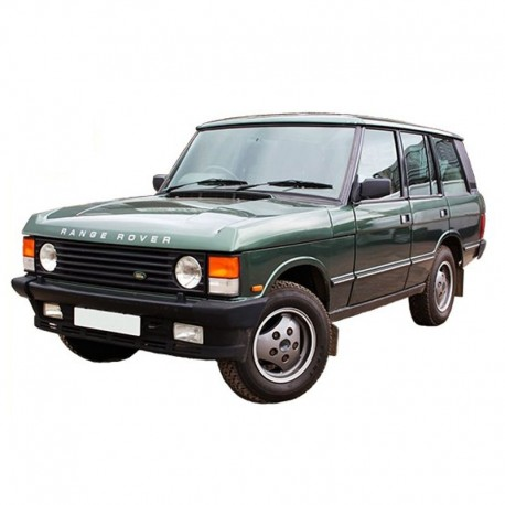 Range Rover (1986-1993) - Spare Parts Catalogue - Parts Manual