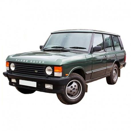 Range Rover (1990) - Manuel du Conducteur