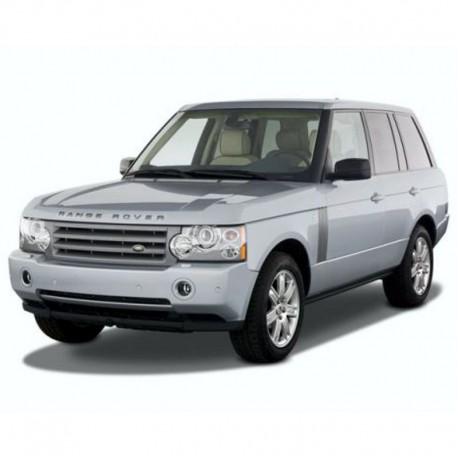 Range Rover L322 - Service Manual - Wiring Diagram - Owners Manual