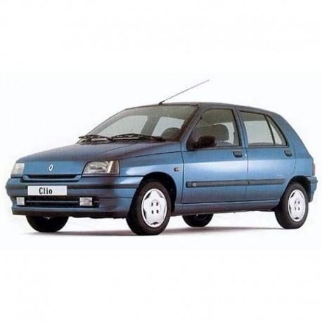 Renault Clio I (1990-1998) - Manual de Taller - Service Manual - Manuel Réparation