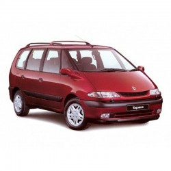 Renault Espace III (1996-2002) - Manual de Taller - Service Manual - Manuel Réparation